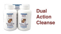 Dual Action Cleanse colon cleanse review