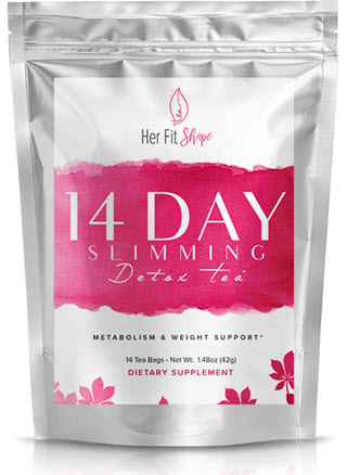 Her Fit Shape detox tea