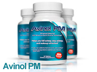 avinol pm sleep aid