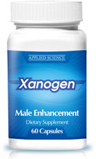 Xanogen penis enlargement